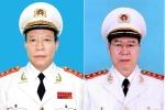 Bổ nhiệm chức danh thủ trưởng Cơ quan An ninh điều tra, Cơ quan Cảnh sát điều tra Bộ Công an