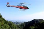 Đã xác định vị trí máy bay trực thăng rơi ở Bà Rịa - Vũng Tàu
