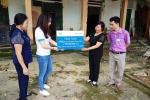 Quỹ Vì Tầm Vóc Việt tặng quà khắc phục hậu quả lũ tại Vị Xuyên, Hà Giang
