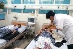19 học sinh ở Quảng Ngãi nhập viện nghi do ngộ độc sau uống trà sữa