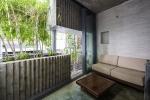 Căn nhà rợp bóng tre xanh tại Sài Gòn khiến ai đi qua cũng thích thú