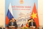 Bộ Ngoại giao Việt Nam, Nga ký kế hoạch hợp tác 2019-2020