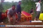 Sạt lở đất vùi lấp 18 người ở Hòa Bình: Đã tìm được thi thể 9 nạn nhân