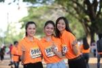 Những bóng hồng rạng rỡ trên đường chạy Việt dã Tiền Phong 2018