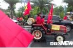 Đội mưa chờ đợi hàng tiếng đồng hồ, dân Thủ đô không được gặp 'người hùng' ASIAD 2018