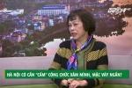 Hà Nội có cần cấm công chức xăm mình, mặc váy ngắn?
