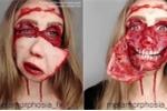 Video: Những kiểu hóa trang Halloween rùng rợn không dành cho người yếu tim