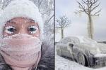 Nhiệt kế vỡ tung, ô tô phải hoạt động cả ngày ở ngôi làng lạnh nhất thế giới