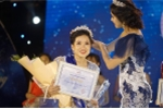 Nhan sắc nữ sinh đăng quang Hoa khôi Đại học Xây dựng 2018