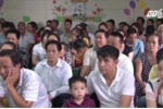Nghệ An: Phụ huynh căng thẳng bốc thăm chọn trường mầm non cho con