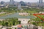 Hà Nội tạm dừng nghiên cứu dự án 'xén' đất công viên Cầu Giấy làm bãi đỗ xe