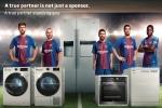 Beko mở rộng hợp đồng, trở thành đối tác chính trên toàn cầu của Barcelona