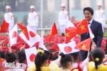 Ảnh: Lễ đón chính thức Thủ tướng Nhật Bản Shinzo Abe