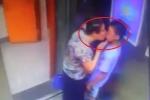 Clip: Cậu bé bị cụ bà 60 tuổi cưỡng hôn trong thang máy