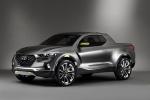 Xe bán tải Hyundai Santa Cruz ra mắt năm 2020, giá dưới 19.000 USD