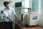 Video: Học sinh chế nhà thông minh điều khiển bằng giọng nói thông qua smartphone