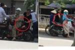 Clip vạch mặt nữ quái chuyên móc túi khách mua vải ở Ngã Tư Sở, Hà Nội