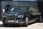 Xe limousine Cortege cua Tong thong Putin den Phan Lan hinh anh 2