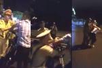 Không cần 'tự ngã', cảnh sát giao thông cần quật ngã người vi phạm chống đối
