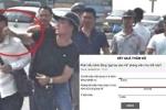 Phản ứng của dư luận về hành vi 'gạt tay vào má' phóng viên trên cầu Nhật Tân