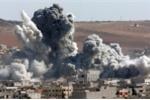 Video: Không quân Nga dội bom xuống khu vực phiến quân Syria chiếm đóng trong đêm