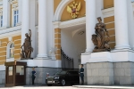 Xe limousine Cortege cua Tong thong Putin den Phan Lan hinh anh 3