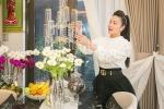 Nhật Kim Anh khoe nội thất sang trọng trong biệt thự triệu USD