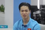 Video: Công Phượng tiết lộ lý do 'hờn dỗi' Văn Thanh ở sân bay