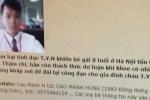 Thực hư thông tin kẻ nghi xâm hại bé gái 8 tuổi là nhân viên ngân hàng Vietinbank