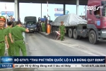 Bộ Giao thông Vận tải: 'Thu phí trên quốc lộ 5 là đúng quy định'