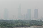 Lớp mù dày đặc ở TP.HCM không phải do cháy rừng Indonesia