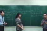 Clip: Phương pháp dạy tích hợp Toán - Địa lý - Văn khiến dân mạng cười nghiêng ngả