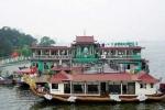 Hà Nội đình chỉ hoạt động bến du thuyền Hồ Tây