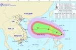 Áp thấp nhiệt đới chưa qua, bão Sarika lại đến