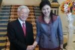 Video: Tổng Bí thư thăm chính thức Thái Lan