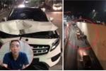Tài xế Mercedes tông chết 2 người tại hầm Kim Liên: Khởi tố vụ án