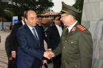 Thủ tướng tới kiểm tra Trung tâm báo chí phục vụ Hội nghị thượng đỉnh Mỹ-Triều