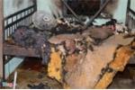 Ghen với bố vợ, con rể phóng hoả đốt nhà khiến 3 người bị thương