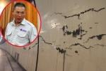 Hầm Hải Vân chằng chịt vết nứt: Chủ đầu tư nói không nguy hiểm