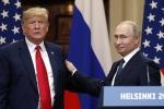 Tổng thống Trump chỉ ra 'kẻ thù thực sự' sau Hội nghị thượng đỉnh Mỹ-Nga