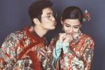 2 tấm ảnh cưới chưa từng được công bố của Angela Baby - Huỳnh Hiểu Minh