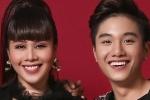 Hoa hậu Hằng Nguyễn cùng Juun Đăng Dũng đưa vải lãnh Mỹ A trở lại sàn diễn