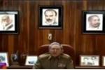 Video: Chủ tịch Raul Castro thông báo lãnh đạo Fidel Castro qua đời trên sóng truyền hình quốc gia