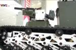 Việt Nam chế tạo robot chiến đấu sánh ngang Nga