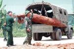 Di dời quả bom nặng 500kg giữa trung tâm TP Hạ Long