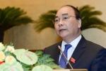 Thủ tướng dẫn lời vua Lê Thánh Tông, Nguyễn Trãi, Hồ Chí Minh trong bài phát biểu nhậm chức