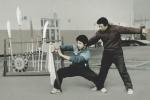 Những hình ảnh tập luyện võ thuật hiếm hoi của Lý Liên Kiệt