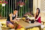 Thủy Tiên hạnh phúc khoe khoảnh khắc ngọt ngào bên Công Vinh trong biệt thự tiền tỷ