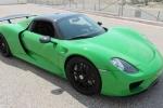 Siêu xe Porsche 918 Spyder màu độc có giá 45 tỷ đồng