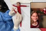 Hy hữu: Bệnh viện phẫu thuật cứu... búp bê gãy tay